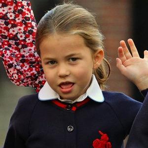 Princess Charlotte, School