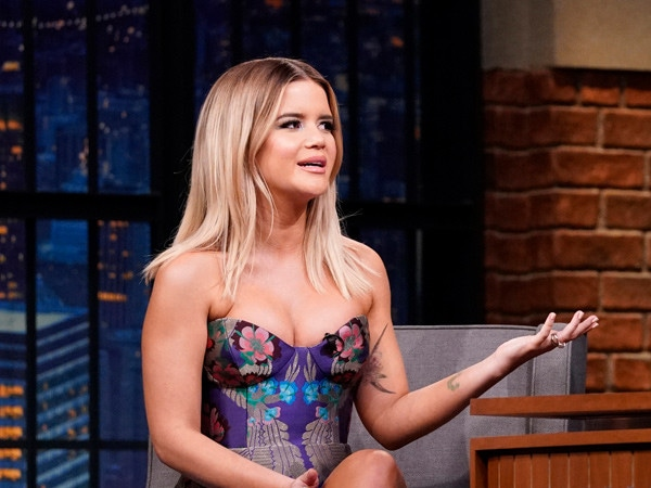 Maren Morris' Adorable Sonogram of Her Son Will Give You Baby Fever