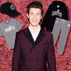 Shawn Mendes x Roots