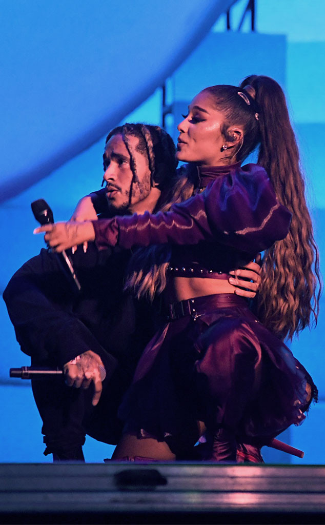 Ariana Grande, Mikey Foster