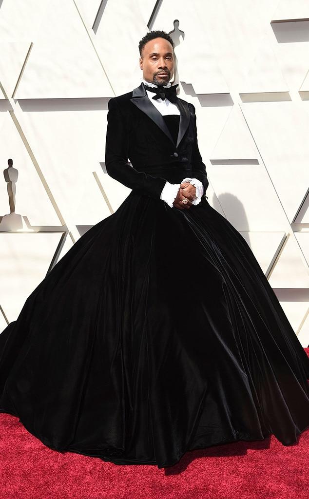 Billy Porter, Best Dressed Stars, 91st Academy Awards