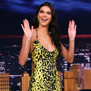 Kendall Jenner, The Tonight Show