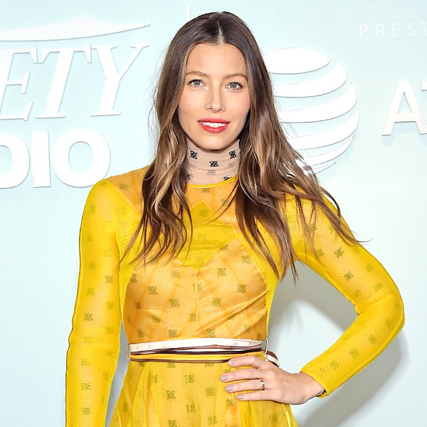 Jessica Biel Has a Message for the Last Day of Summer