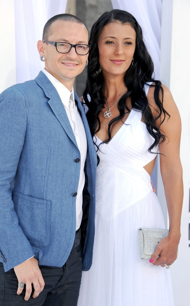 Chester Bennington, Talinda Ann Bentley