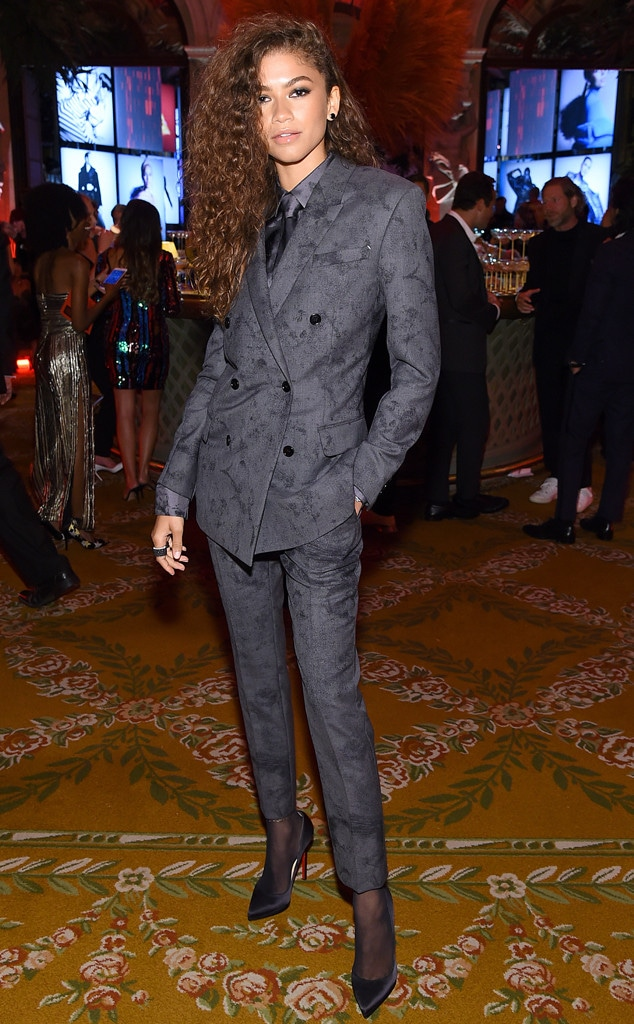 Harpers Bazaar ICONS Party, Zendaya