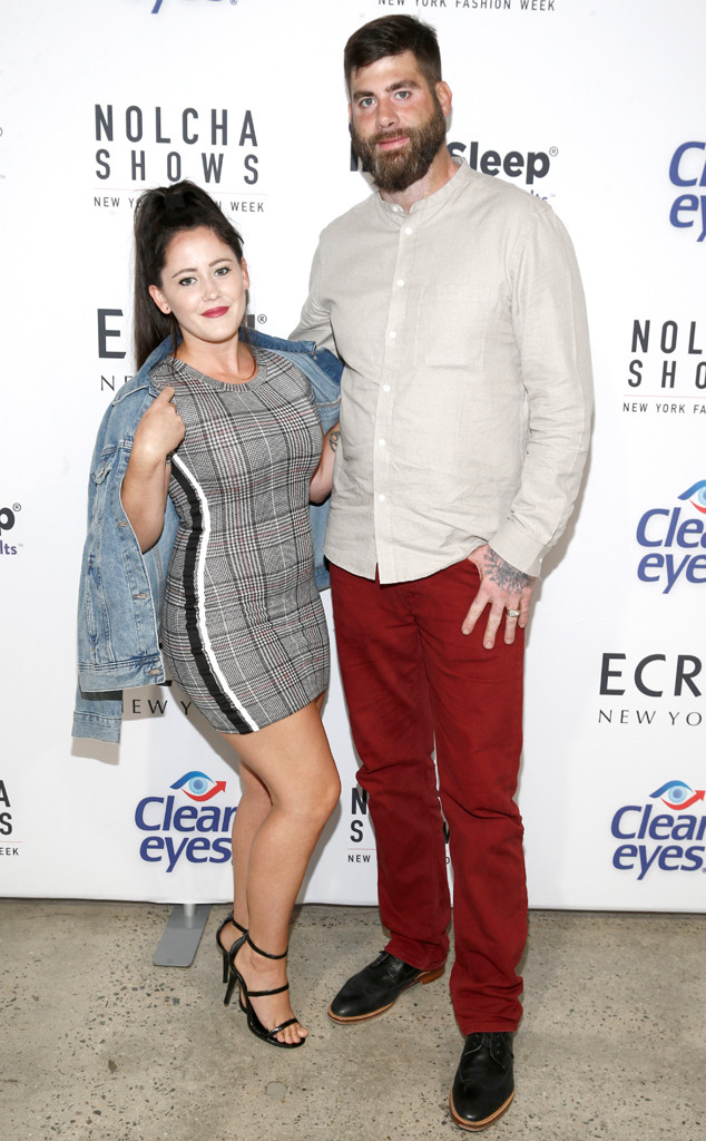 Jenelle Eason, David Eason, 2019 New York Fashion Week, NYFW, Celebrity Direction