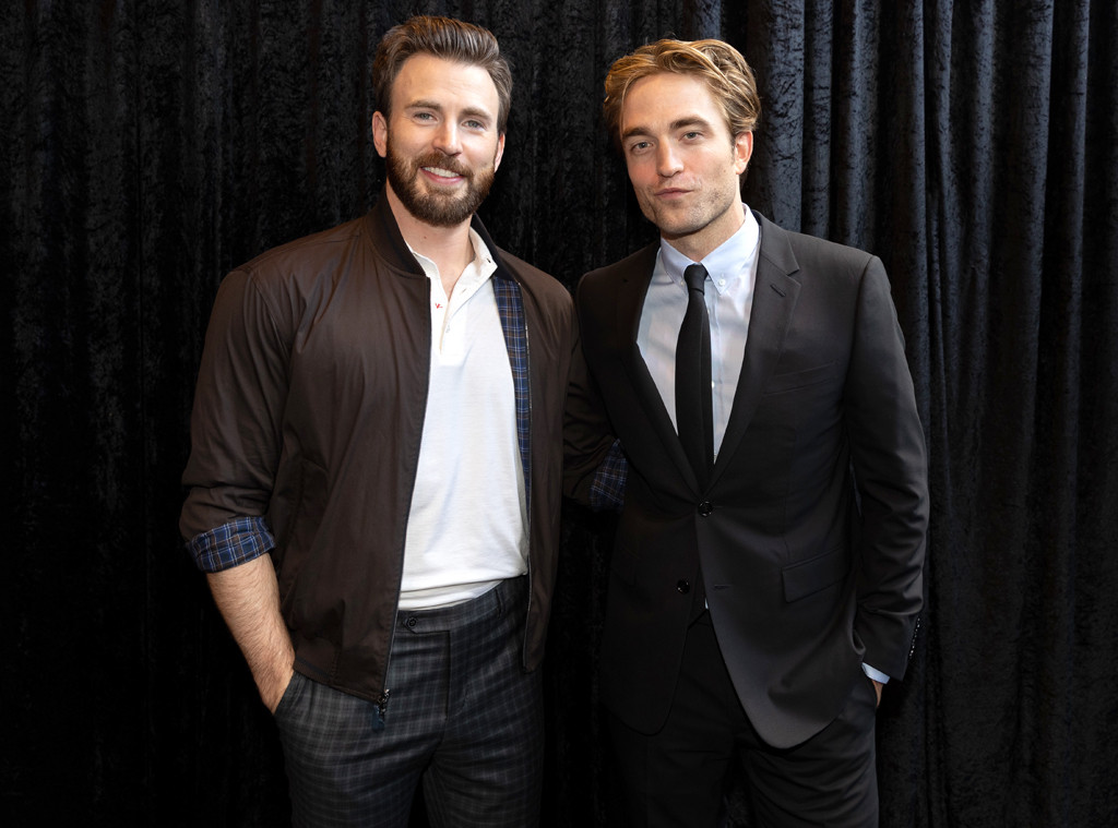 TIFF, Chris Evans, Robert Pattinson