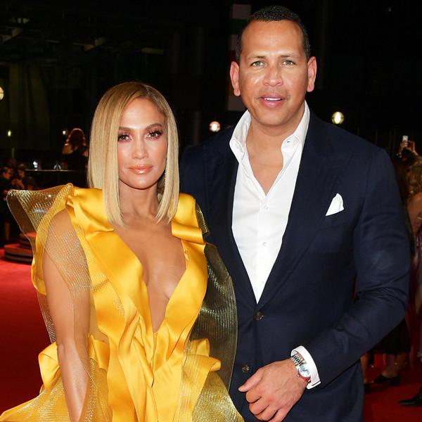 Alex Rodriguez Is Jennifer Lopez's Ultimate Instagram Husband at Hustlers TIFF Premiere