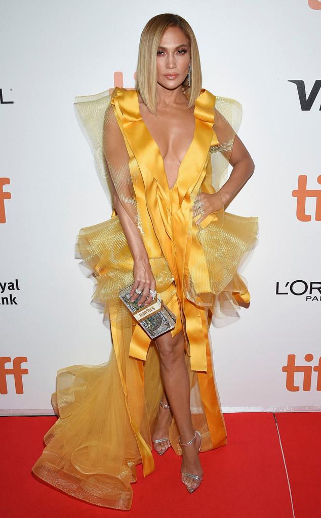 Hustlers TIFF Premiere, Jennifer Lopez