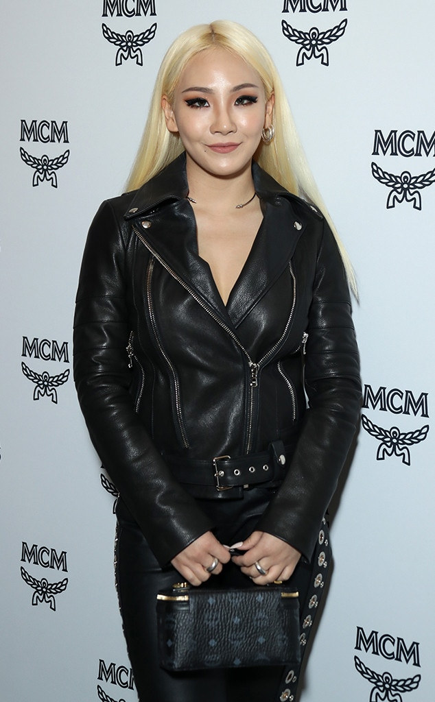 Cl From E People S Choice Awards The