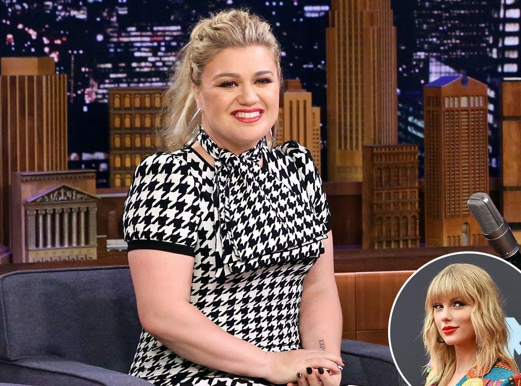 Kelly Clarkson, Taylor Swift