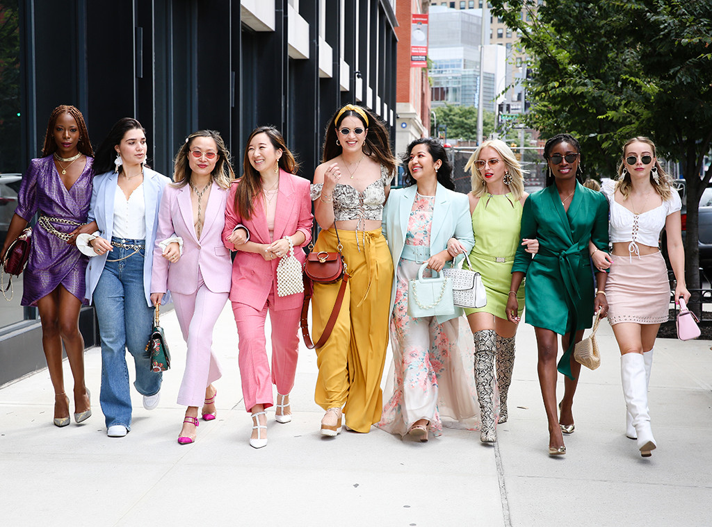 Fashion Week Spring 2020 See The Best Street Style E Online