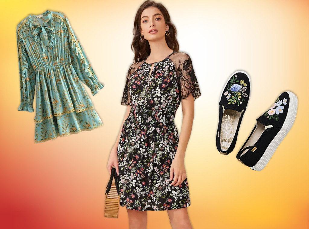 Fall Fashion Guide: Fall Florals