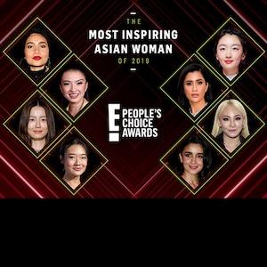 The Most Inspiring Asian Woman Award, 2019 Peoples Choice Awards