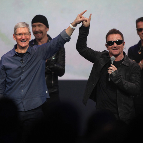 Remember When Apple Forced a U2 Album on Us All?