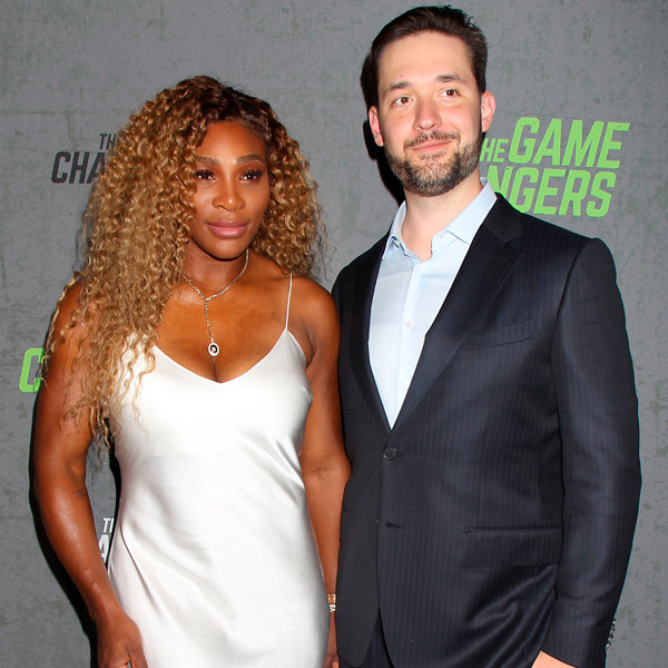 Why Serena Williams' Marriage to Alexis Ohanian Is So Darn Envious 13