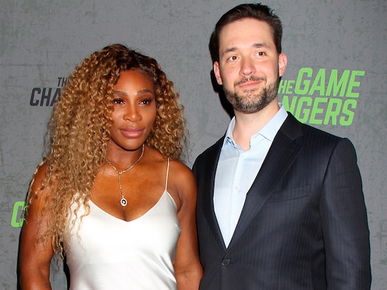 Serena Williams' Tribute to Alexis Ohanian on 2-Year Anniversary Will Melt Your Heart
