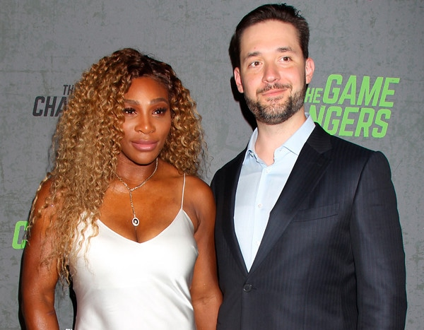 Serena Williams Pays Tribute to Alexis Ohanian on 2nd Anniversary - E! NEWS