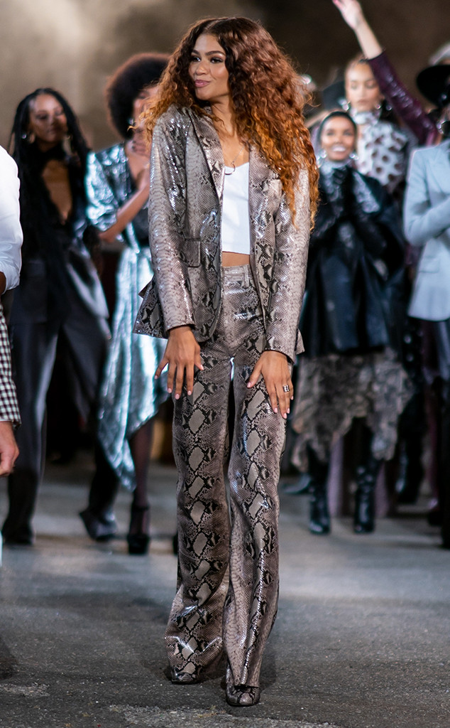 Zendaya, 2019 New York Fashion Week, Star Sightings