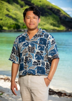 Survivor, Season 39, Vince