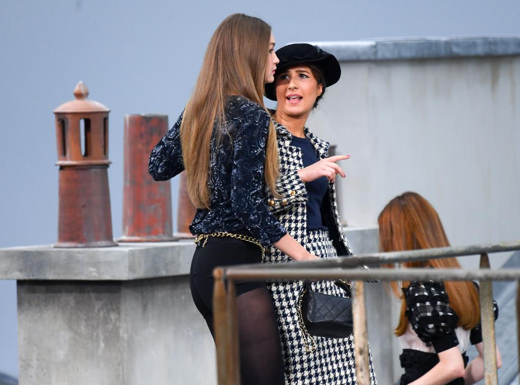 Gigi Hadid, Chanel Show