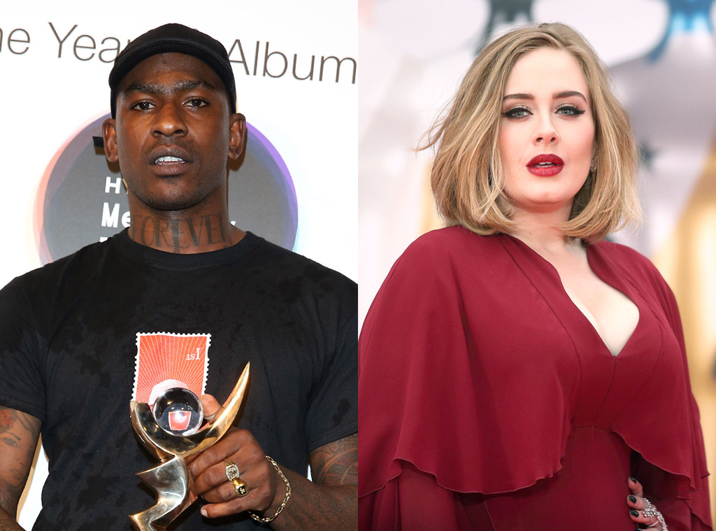 Adele Fans Are Freaking Out Over Her Rumored Romance With Skepta E Online