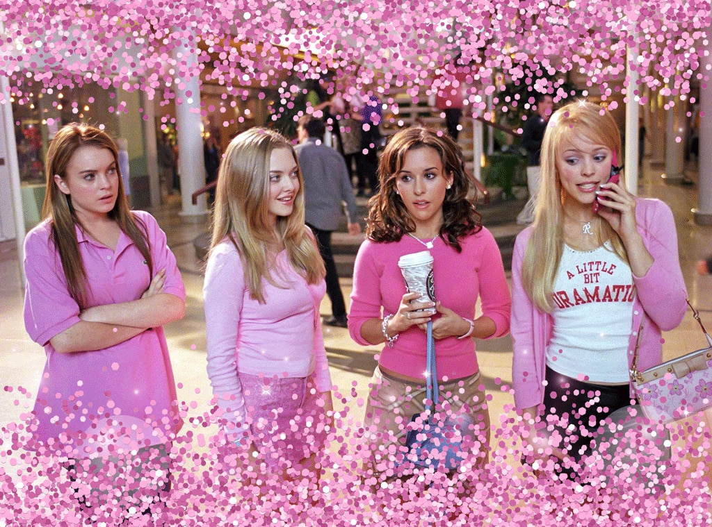 On 'Mean Girls' Day, Lindsay Lohan and her castmates play nice