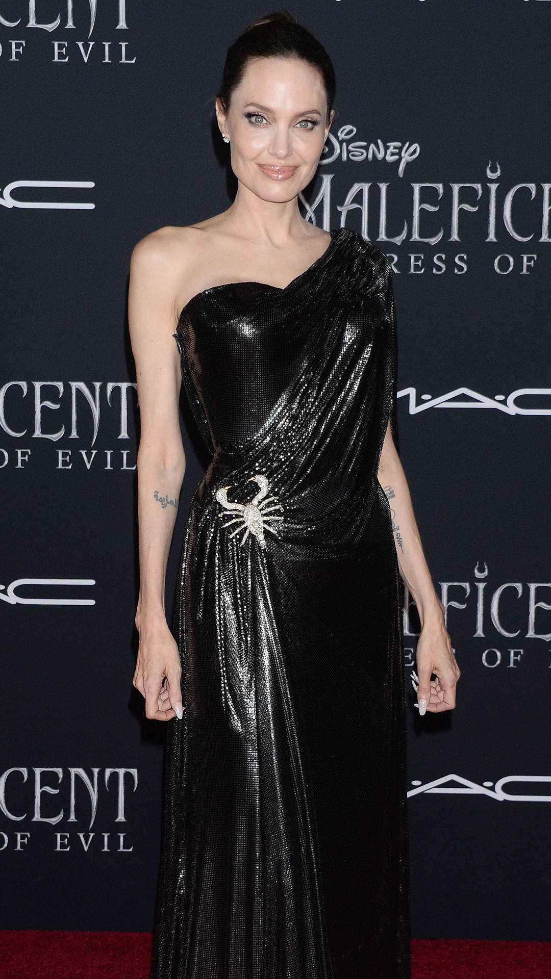 Angelina Jolie, Maleficient 2 Premiere