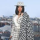 Os looks da Cardi B em Paris Fashion Week