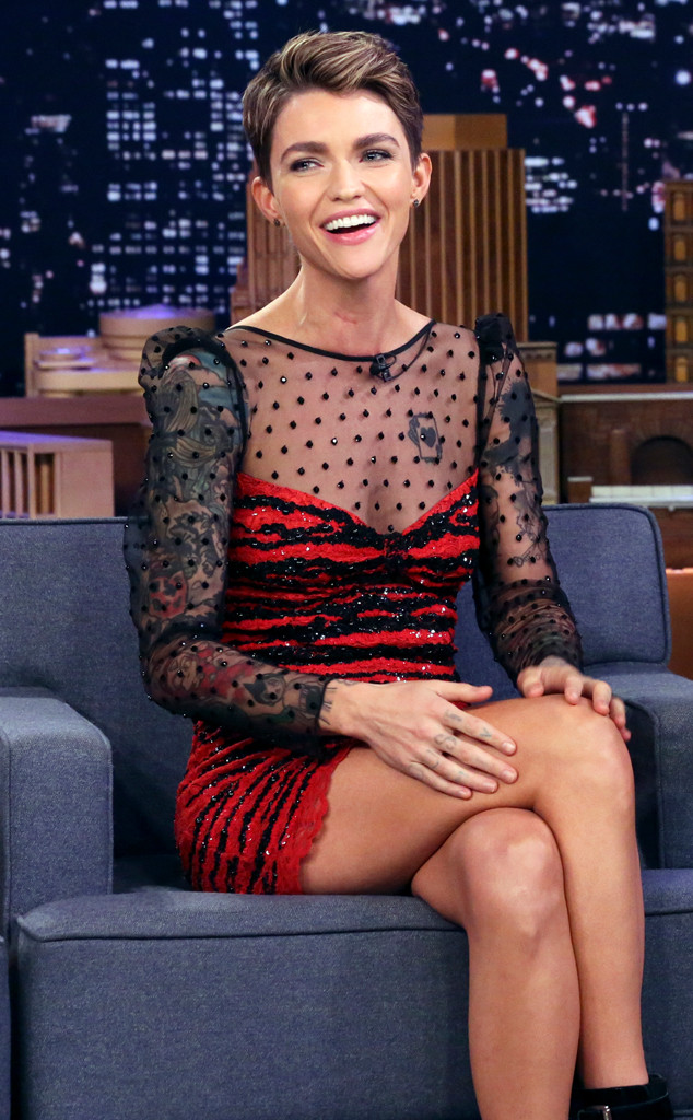 Ruby Rose, The Tonight Show