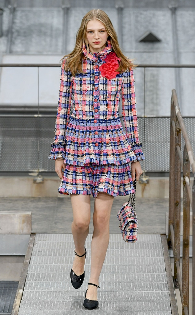 Chanel From Best Fashion Looks At Spring 2020 Fashion Week