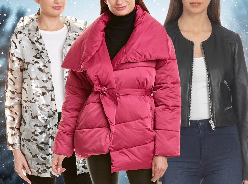 E-Comm: Gilt Outerwear Sale