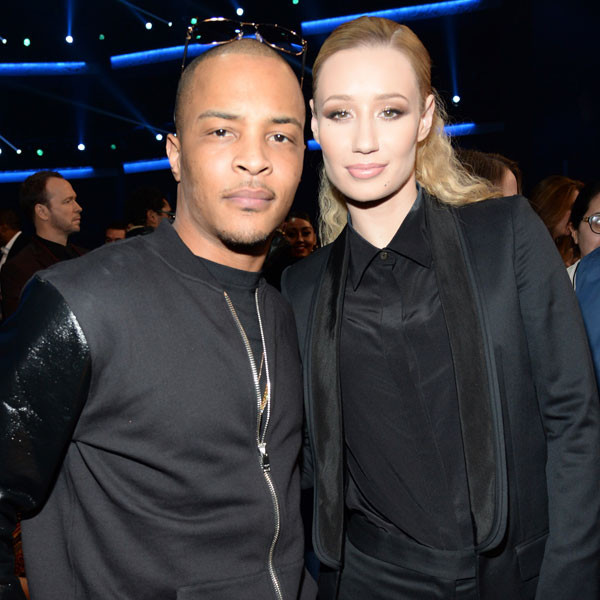 """Iggy Azalea Slams T.I. After He Called Her a """"Blunder"""" in His Career"""