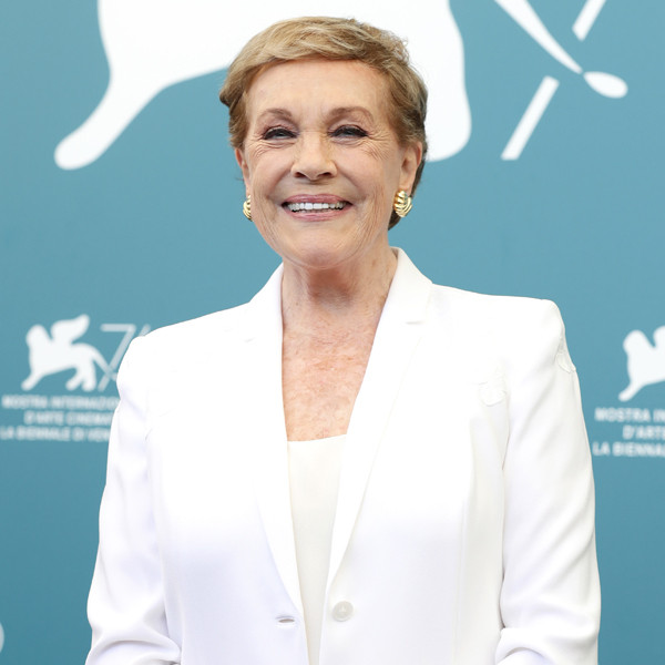 Julie Andrews' Mary Poppins Memories Are Sweeter Than a Spoonful of Sugar