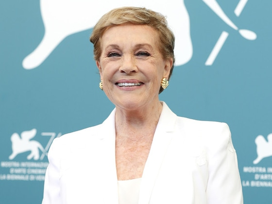 """Julie Andrews Says Therapy """"Saved"""" Her Life"""