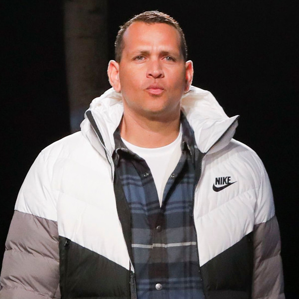 Alex Rodriguez Follows in Jennifer Lopez's Fashionable Footsteps by Closing Runway Show