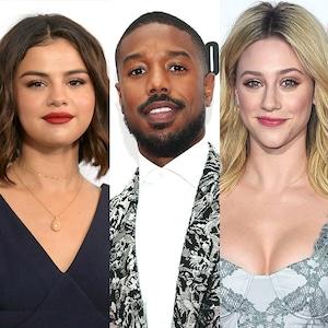Selena Gomez, Michael B. Jordan, Lili Reinhart