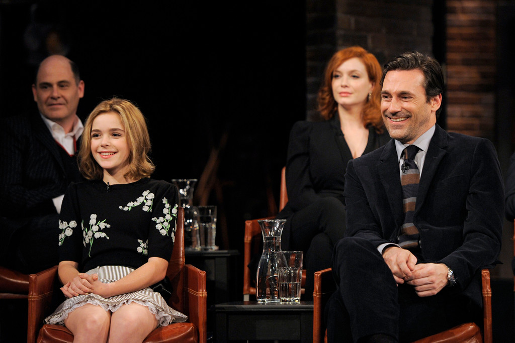 Mad Men Cast, Inside the Actors Studio
