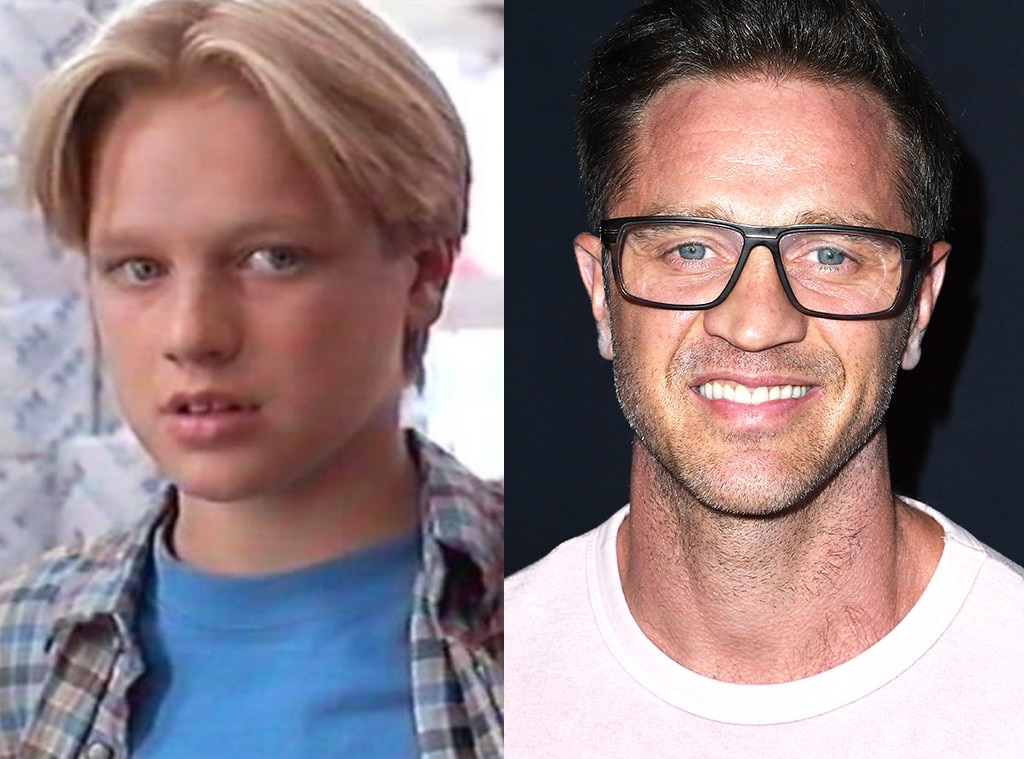 Little Giants Then and Now - Devon Sawa