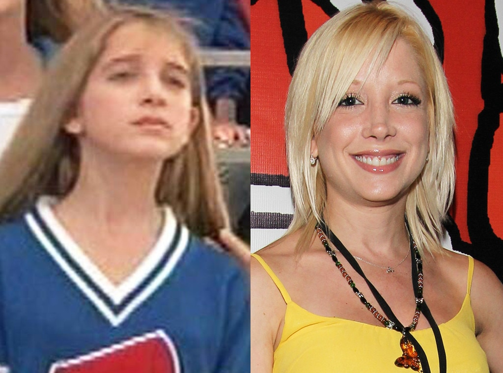 Little Giants Then and Now - Courtney Peldon