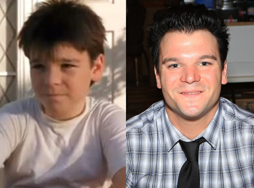 Little Giants Then and Now - Jon Paul Steuer