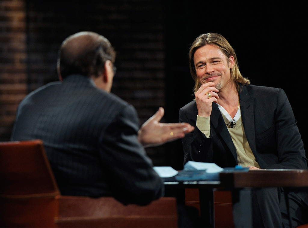 Brad Pitt, Inside the Actors Studio