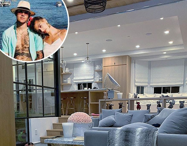 Go Inside Hailey and Justin Bieber's $8.5 Million Beverly Hills Home