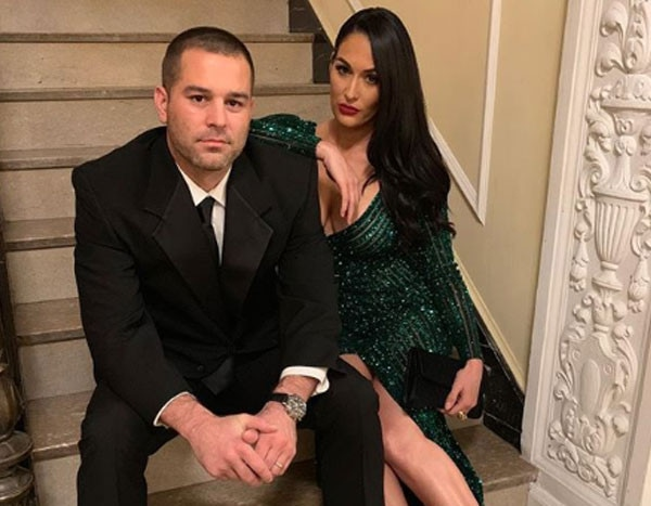 Nikki Bella Recalls Her Terrified Brother Finding Her