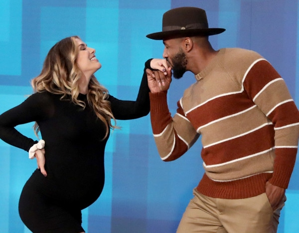 Stephen ''tWitch'' Boss and Allison Holker Will Give You the Motivation To Get Up and Dance