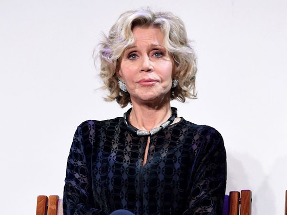 Jane Fonda Arrested Once Again While Protesting in Washington, D.C.