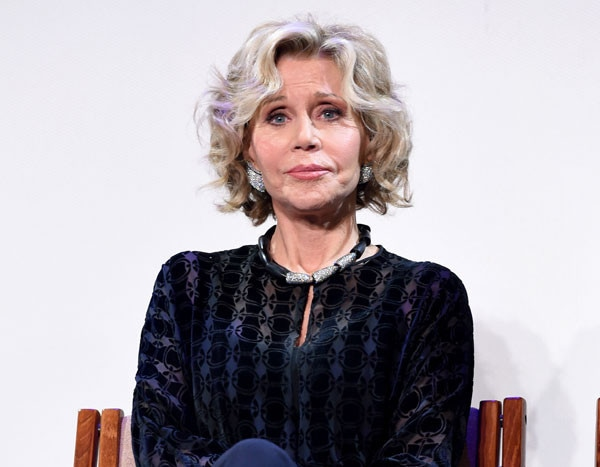 Jane Fonda Arrested While Protesting Climate Change in Washington, D.C.
