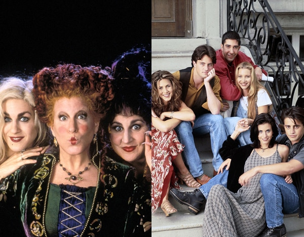 The Internet Is Freaking Out Over This Friends and Hocus Pocus Connection