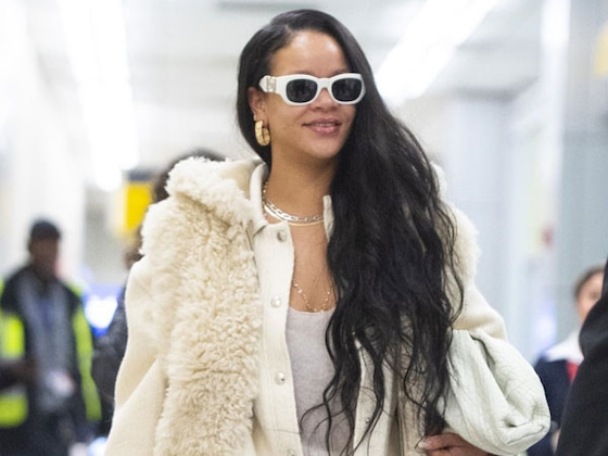 Rihanna's Slow-Motion Strut Is a Mood for Hump Day