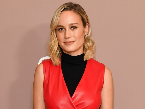 Brie Larson's Priceless Reaction to a Fan's Surprise Proposal Will Make Your Day